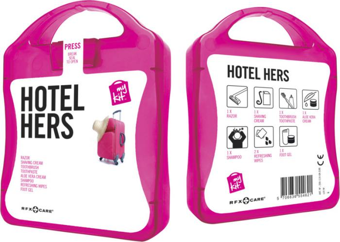 MyKit Hotel set dames
